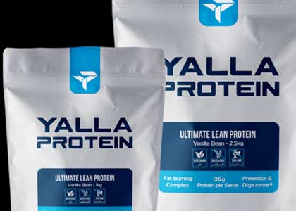 Yalla Protein